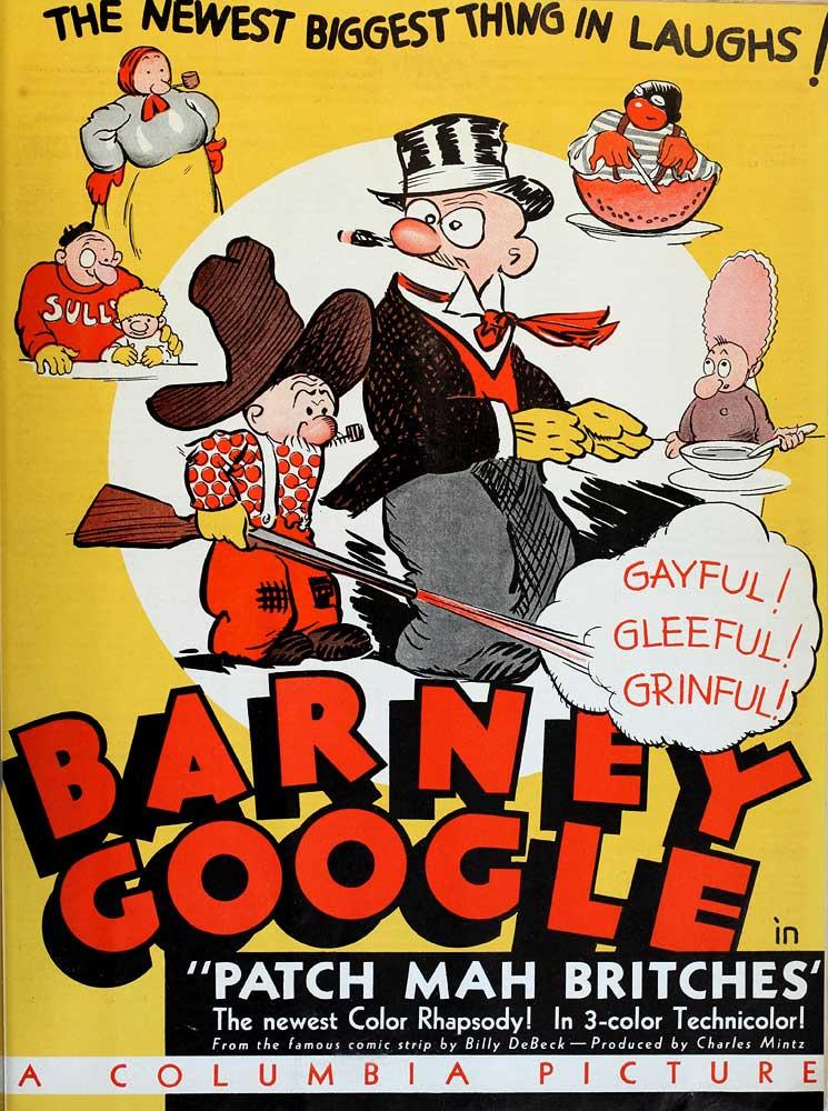 Barney Google