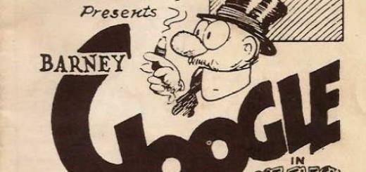 Barney Google 1930