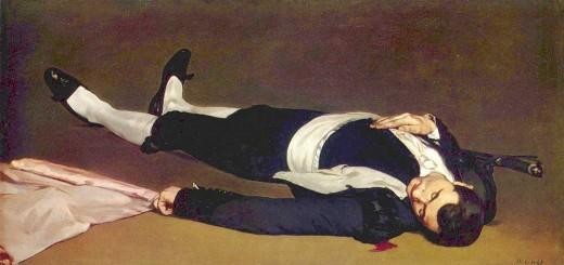 Torero Muerto. Edouard Manet