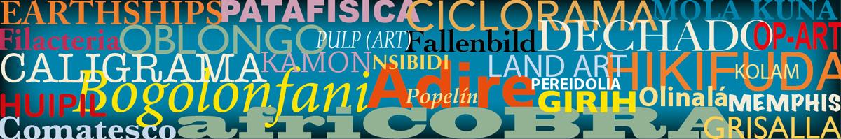 Diccionario de Términos de Arte y Diseño