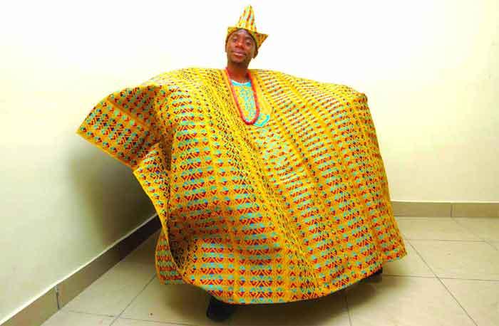 Agbada Yoruba