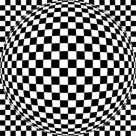fondo ajedrezado