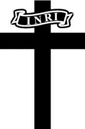 La cruz representan la inscripci 243 n que orden 243 colocar pilatos sobre