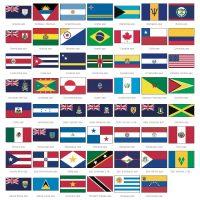 Todas las banderas del mundo
