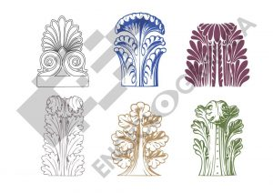 Acantos ornamentales