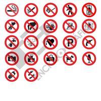 Señalización de seguridad y salud en el trabajo