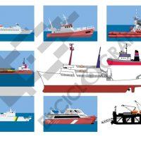 Barcos civiles