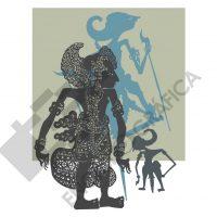 Marionetas de Java (Wayang Kulit)