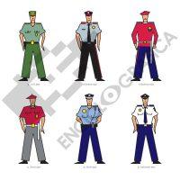 Policia Española Uniformes