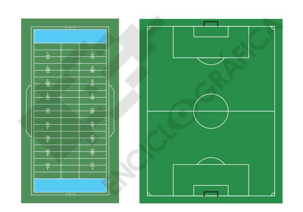 Campos de Fútbol