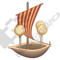 Aerostato barca