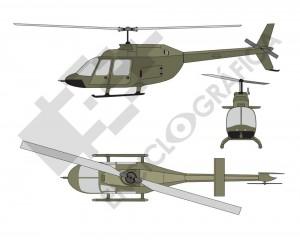 Helicóptero de transporte 2