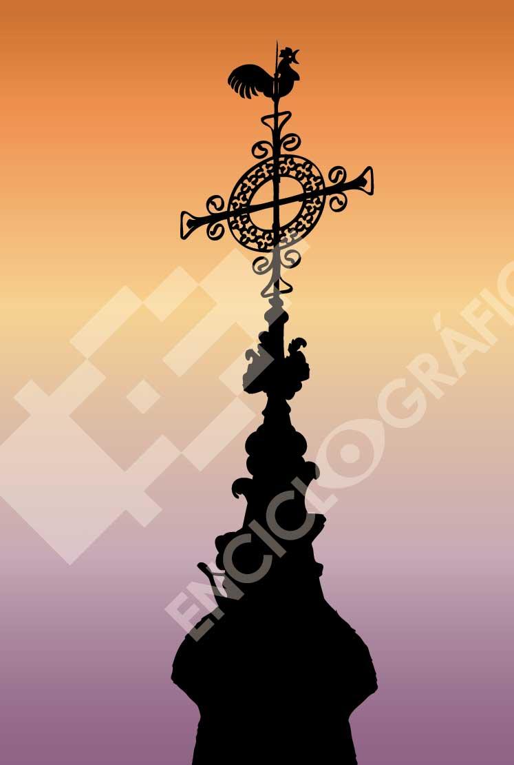 Veleta del Palacio Episcopal (Astorga)