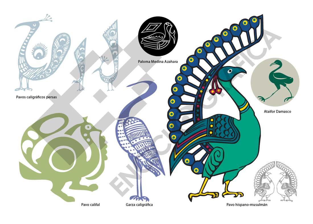 Aves islámicas