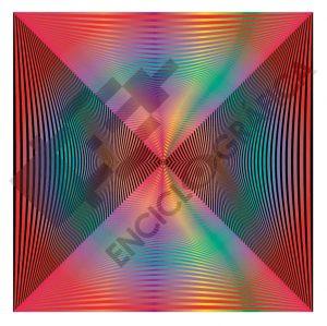 Fondo modular diagonales