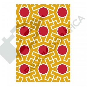 Lacería árabe. Nazarí