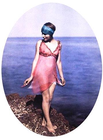 Autocromo Lumiére Niza (1920)