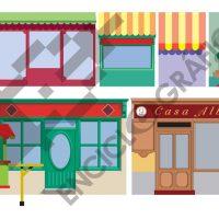 Comercios y tiendas