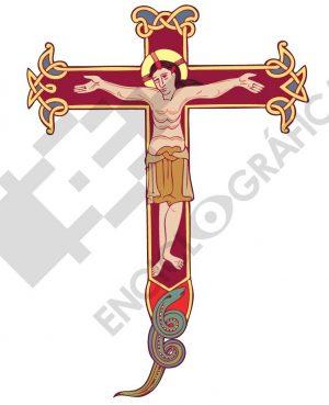 Crucifijo romanico