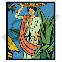 Mujer filipina