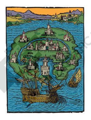 Mapa de Utopía